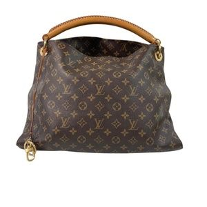Louis Vuitton Monogram Artsy MM Hobo Shoulder